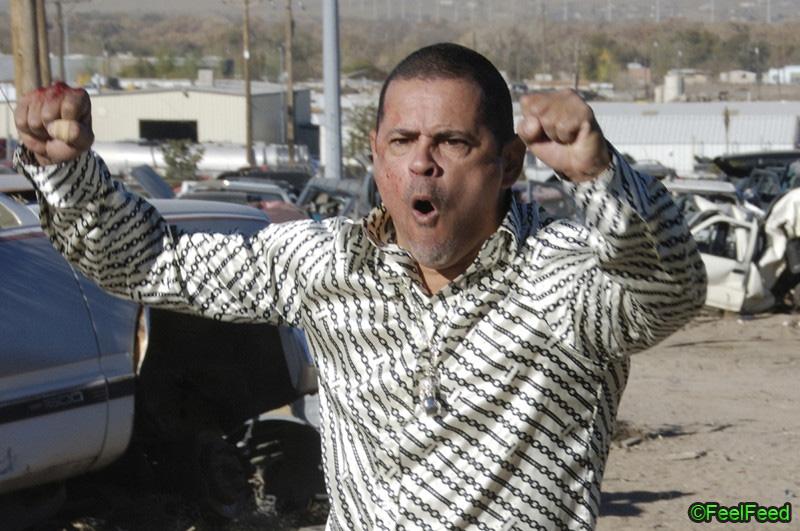 "Tuco Salamanca (Raymond Cruz) - Breaking Bad_Season 1, Episode 6_""A No-Rough-Stuff-Type Deal"" - Photo Credit: Cathy Kanavy/AMC"
