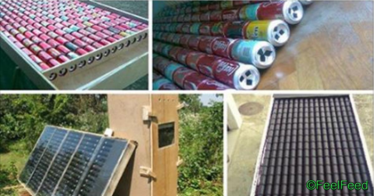 Как сделать для дома солнечную батарею