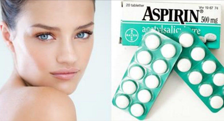 Маски для лица с аспирином, домашние рецепты для всех типов кожи