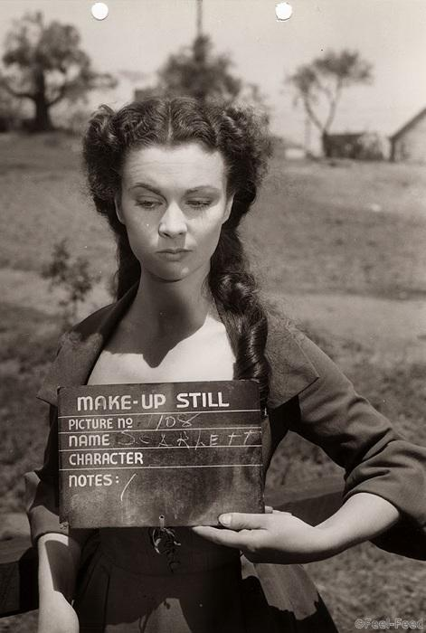 make-up-still-of-actress-vivien-leigh-in