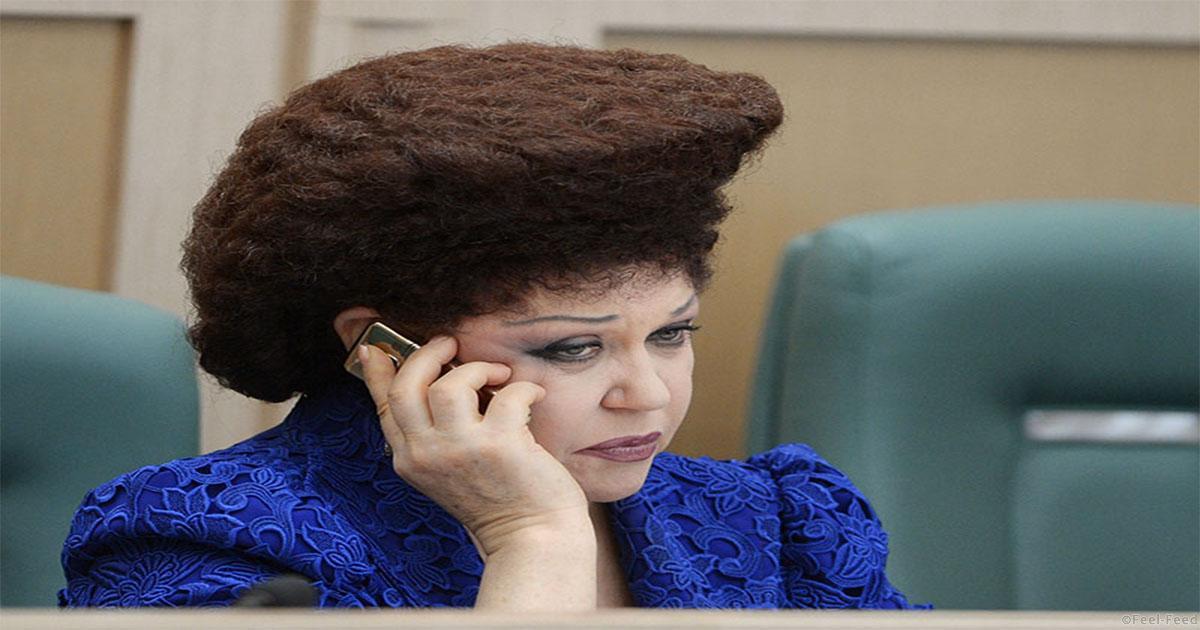 Сенатор петренко и ее прическа