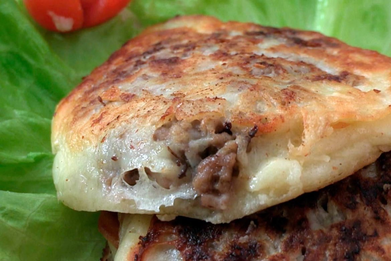 Баклажаны в духовке с курицей и грибами рецепт
