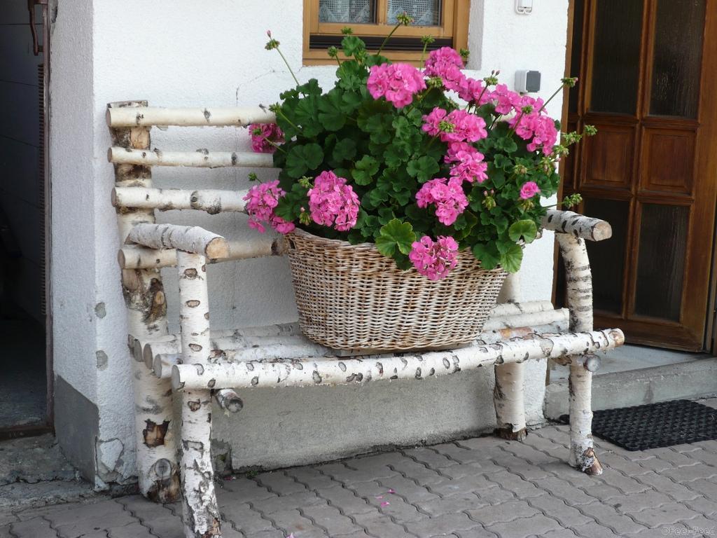 Декор дачного домика своими руками