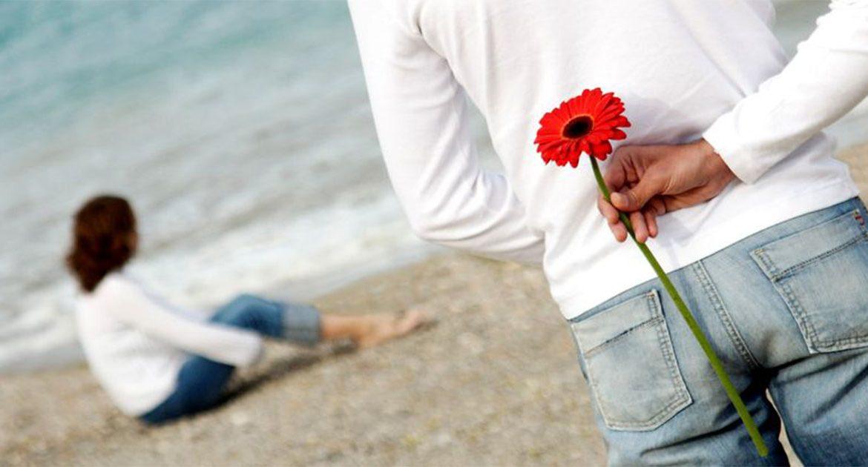 стихи познакомились свидание он и она