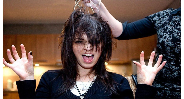 Прическа 30 х годов на длинные волосы как сделать