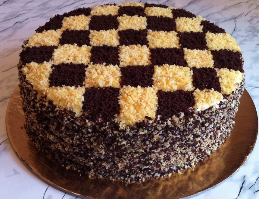 Необычный торт рецепт с пошагово