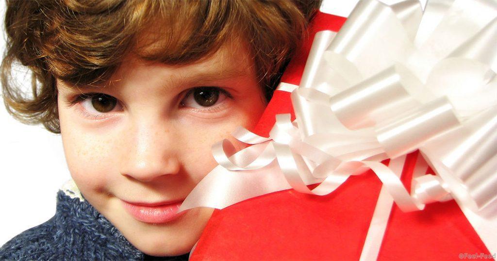 Подарок для семилетнего мальчика