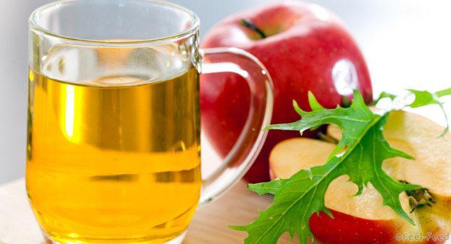 яблочный уксус от холестерина