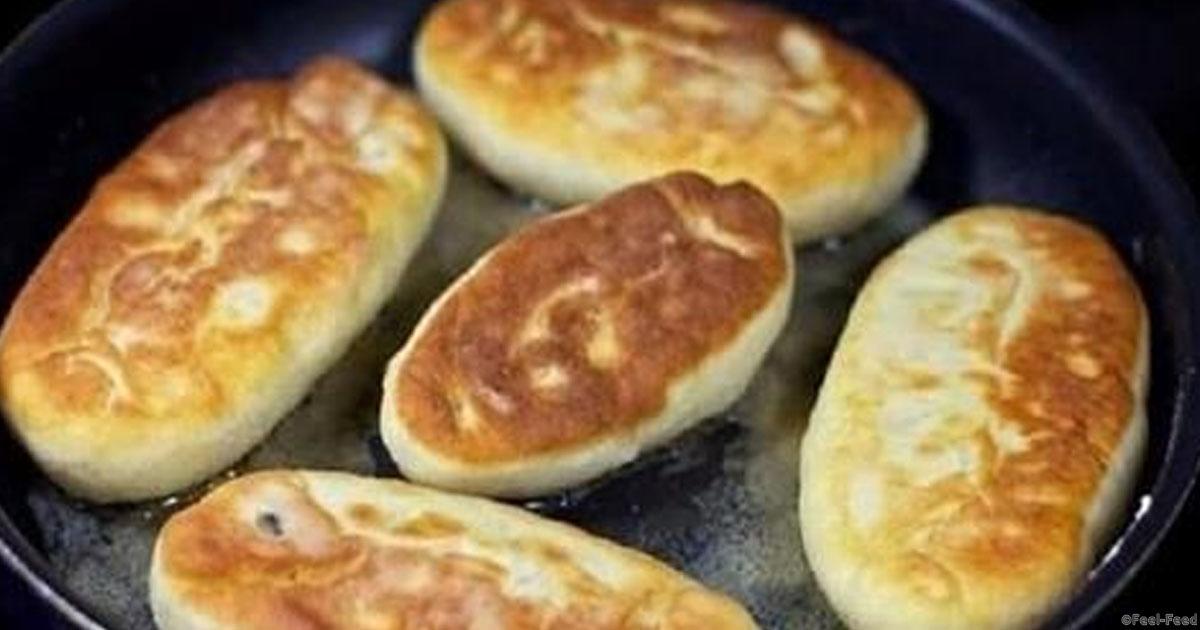 Рецепт начинки на пирожки жареные