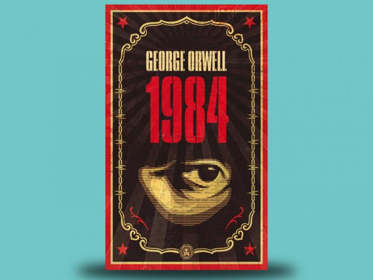 """reoccurring theme in the novel 1984 The novel """"1984 written by the late british author george orwell brother"""" appears numerous times in the novel, and is a central, recurring theme the book."""