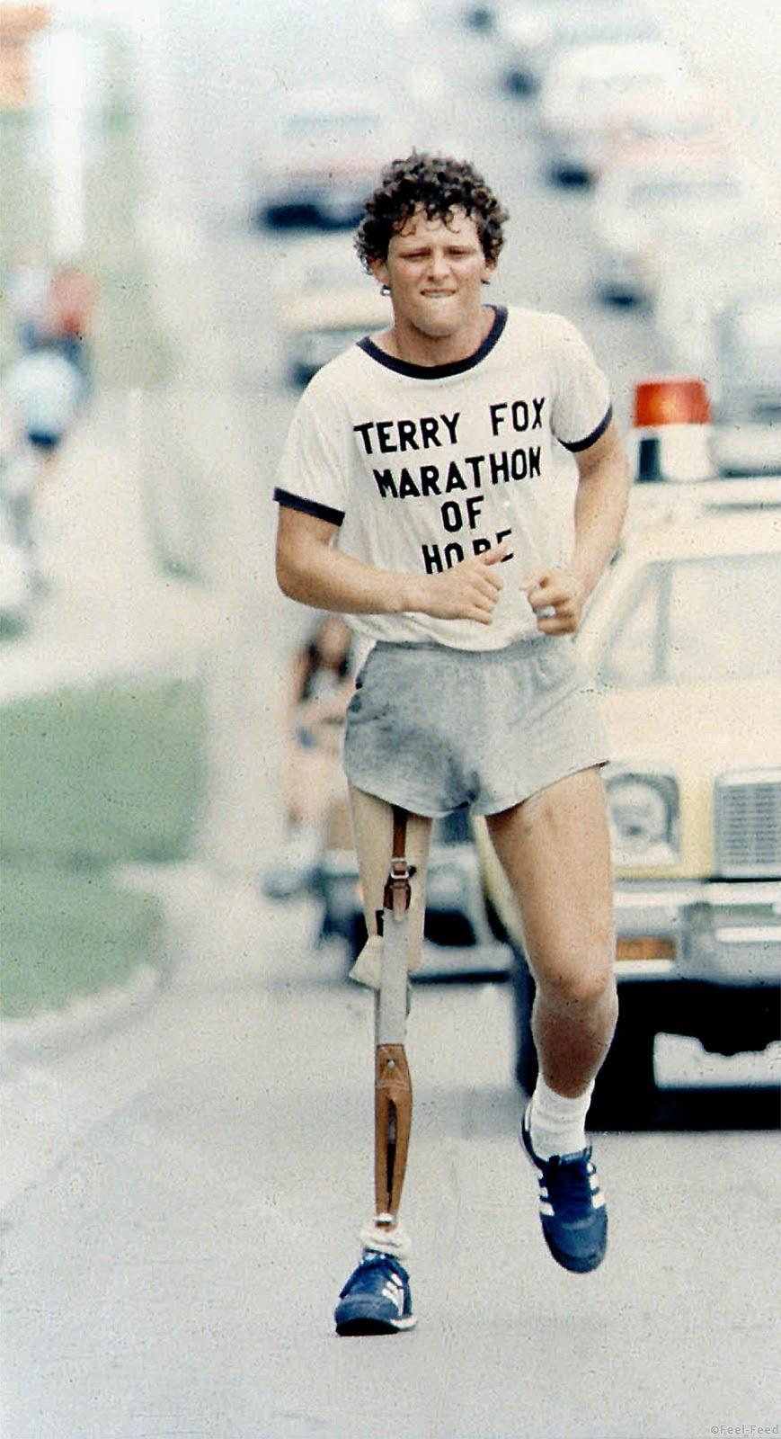 a biography of terry fox one of the greatest athlete to run on the face of this planet When cancer finally claimed his life in 1981, canada mourned the loss of a hero, but the terry fox marathon of hope lives on the terry fox foundation raised more than $17 million in 1999, and support for the event nationally and around the world is growing.
